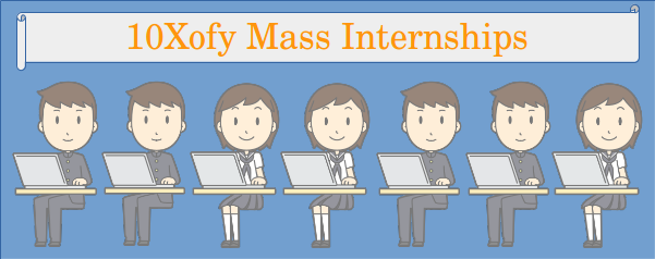 Mass Internships for IT Students